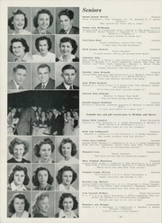 Page 16, 1944 Edition, Alliance High School - Chronicle Yearbook (Alliance, OH) online yearbook collection