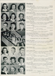 Page 17, 1944 Edition, Alliance High School - Chronicle Yearbook (Alliance, OH) online yearbook collection