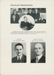 Page 8, 1944 Edition, Alliance High School - Chronicle Yearbook (Alliance, OH) online yearbook collection