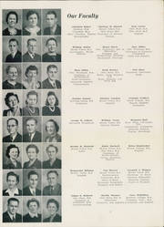 Page 9, 1944 Edition, Alliance High School - Chronicle Yearbook (Alliance, OH) online yearbook collection
