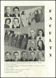 Page 13, 1948 Edition, Alliance High School - Chronicle Yearbook (Alliance, OH) online yearbook collection
