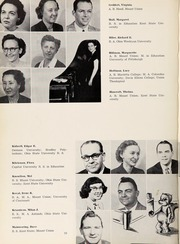 Page 14, 1953 Edition, Alliance High School - Chronicle Yearbook (Alliance, OH) online yearbook collection