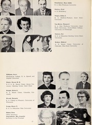 Page 16, 1953 Edition, Alliance High School - Chronicle Yearbook (Alliance, OH) online yearbook collection