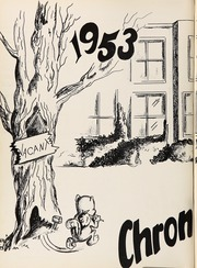 Page 6, 1953 Edition, Alliance High School - Chronicle Yearbook (Alliance, OH) online yearbook collection