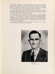 Page 9, 1953 Edition, Alliance High School - Chronicle Yearbook (Alliance, OH) online yearbook collection