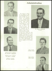Page 12, 1957 Edition, Alliance High School - Chronicle Yearbook (Alliance, OH) online yearbook collection