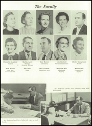 Page 13, 1957 Edition, Alliance High School - Chronicle Yearbook (Alliance, OH) online yearbook collection