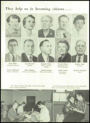 Page 16, 1957 Edition, Alliance High School - Chronicle Yearbook (Alliance, OH) online yearbook collection