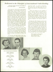 Page 8, 1957 Edition, Alliance High School - Chronicle Yearbook (Alliance, OH) online yearbook collection