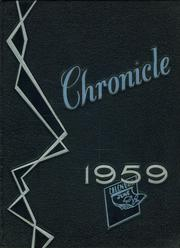 Alliance High School - Chronicle Yearbook (Alliance, OH) online yearbook collection, 1959 Edition, Page 1