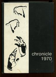 Alliance High School - Chronicle Yearbook (Alliance, OH) online yearbook collection, 1970 Edition, Page 1