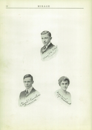 Page 12, 1917 Edition, Lancaster High School - Mirage Yearbook (Lancaster, OH) online yearbook collection
