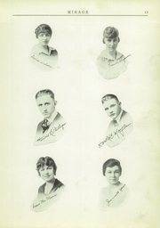 Page 13, 1917 Edition, Lancaster High School - Mirage Yearbook (Lancaster, OH) online yearbook collection
