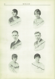 Page 14, 1917 Edition, Lancaster High School - Mirage Yearbook (Lancaster, OH) online yearbook collection