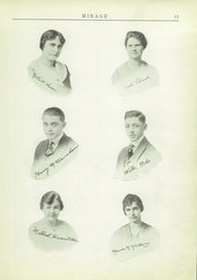 Page 15, 1917 Edition, Lancaster High School - Mirage Yearbook (Lancaster, OH) online yearbook collection