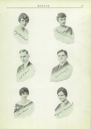 Page 17, 1917 Edition, Lancaster High School - Mirage Yearbook (Lancaster, OH) online yearbook collection