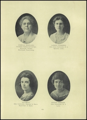 Page 11, 1920 Edition, Lancaster High School - Mirage Yearbook (Lancaster, OH) online yearbook collection