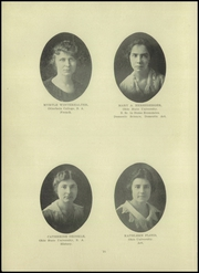 Page 12, 1920 Edition, Lancaster High School - Mirage Yearbook (Lancaster, OH) online yearbook collection