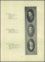 Page 17, 1920 Edition, Lancaster High School - Mirage Yearbook (Lancaster, OH) online yearbook collection