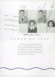 Page 14, 1943 Edition, Lancaster High School - Mirage Yearbook (Lancaster, OH) online yearbook collection