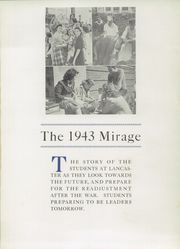 Page 5, 1943 Edition, Lancaster High School - Mirage Yearbook (Lancaster, OH) online yearbook collection