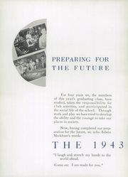 Page 6, 1943 Edition, Lancaster High School - Mirage Yearbook (Lancaster, OH) online yearbook collection
