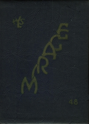 Page 1, 1948 Edition, Lancaster High School - Mirage Yearbook (Lancaster, OH) online yearbook collection