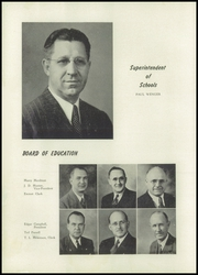 Page 12, 1948 Edition, Lancaster High School - Mirage Yearbook (Lancaster, OH) online yearbook collection