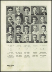 Page 14, 1948 Edition, Lancaster High School - Mirage Yearbook (Lancaster, OH) online yearbook collection