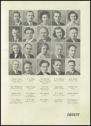 Page 15, 1948 Edition, Lancaster High School - Mirage Yearbook (Lancaster, OH) online yearbook collection