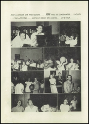 Page 8, 1948 Edition, Lancaster High School - Mirage Yearbook (Lancaster, OH) online yearbook collection