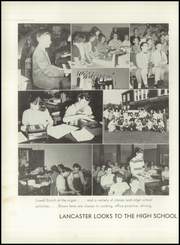 Page 10, 1950 Edition, Lancaster High School - Mirage Yearbook (Lancaster, OH) online yearbook collection