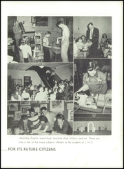 Page 11, 1950 Edition, Lancaster High School - Mirage Yearbook (Lancaster, OH) online yearbook collection