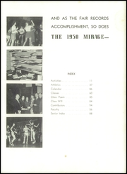 Page 13, 1950 Edition, Lancaster High School - Mirage Yearbook (Lancaster, OH) online yearbook collection