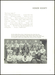 Page 17, 1950 Edition, Lancaster High School - Mirage Yearbook (Lancaster, OH) online yearbook collection