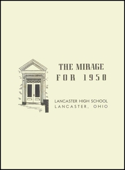 Page 5, 1950 Edition, Lancaster High School - Mirage Yearbook (Lancaster, OH) online yearbook collection