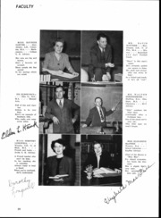 Page 13, 1946 Edition, Boardman High School - Crier Yearbook (Youngstown, OH) online yearbook collection