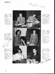Page 15, 1946 Edition, Boardman High School - Crier Yearbook (Youngstown, OH) online yearbook collection