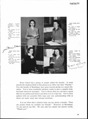 Page 16, 1946 Edition, Boardman High School - Crier Yearbook (Youngstown, OH) online yearbook collection