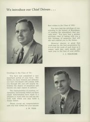 Page 12, 1951 Edition, Boardman High School - Crier Yearbook (Youngstown, OH) online yearbook collection