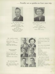 Page 13, 1951 Edition, Boardman High School - Crier Yearbook (Youngstown, OH) online yearbook collection