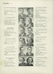 Page 14, 1951 Edition, Boardman High School - Crier Yearbook (Youngstown, OH) online yearbook collection