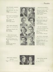 Page 15, 1951 Edition, Boardman High School - Crier Yearbook (Youngstown, OH) online yearbook collection