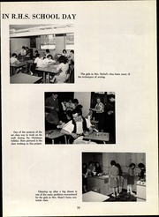 Page 57, 1963 Edition, Ridgeville High School - Carousel Yearbook (North Ridgeville, OH) online yearbook collection