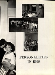 Page 61, 1963 Edition, Ridgeville High School - Carousel Yearbook (North Ridgeville, OH) online yearbook collection