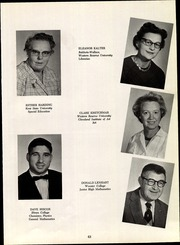 Page 67, 1963 Edition, Ridgeville High School - Carousel Yearbook (North Ridgeville, OH) online yearbook collection