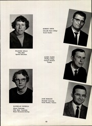 Page 69, 1963 Edition, Ridgeville High School - Carousel Yearbook (North Ridgeville, OH) online yearbook collection