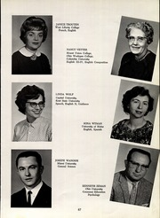 Page 71, 1963 Edition, Ridgeville High School - Carousel Yearbook (North Ridgeville, OH) online yearbook collection