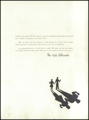 Page 7, 1939 Edition, Norwood High School - Silhouette Yearbook (Norwood, OH) online yearbook collection