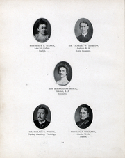 Page 14, 1902 Edition, East High School - Exodus Yearbook (Cleveland, OH) online yearbook collection
